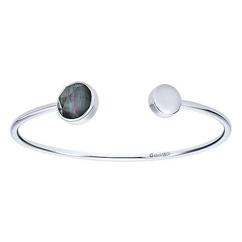 Gabriel - 925 Silver Byblos Bangle