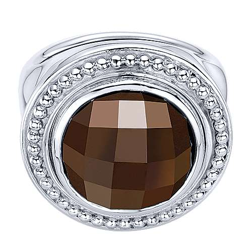 Gabriel - 925 Silver Bombay Fashion Ladies' Ring