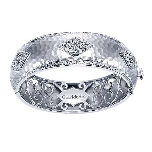 Gabriel - 925 Silver Souviens Bangle