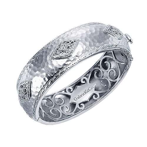 925 Silver Souviens Bangle
