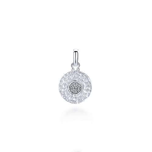 925 Silver Souviens Charm Pendant