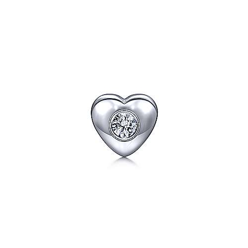 Gabriel - 925 Silver Treasure Chests Locket Charm Pendant