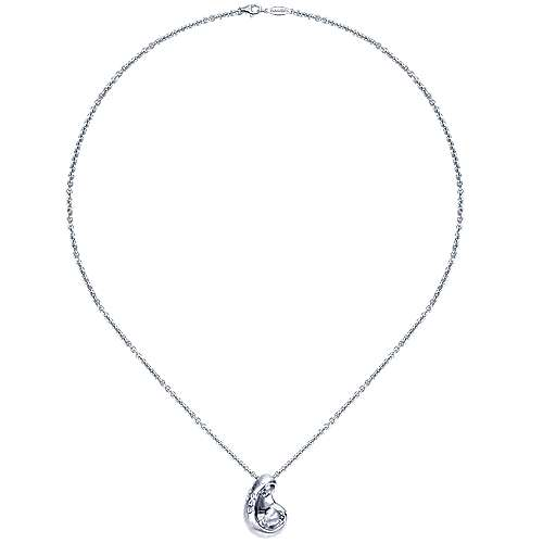925 Silver Treasure Chests Mommy And Me Necklace angle 2