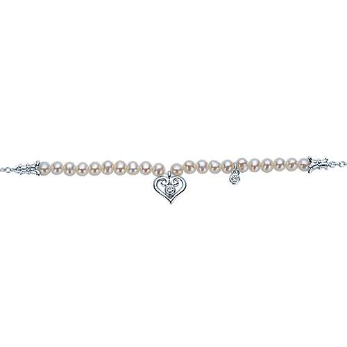 925 Silver Trends Chain Bracelet angle 2