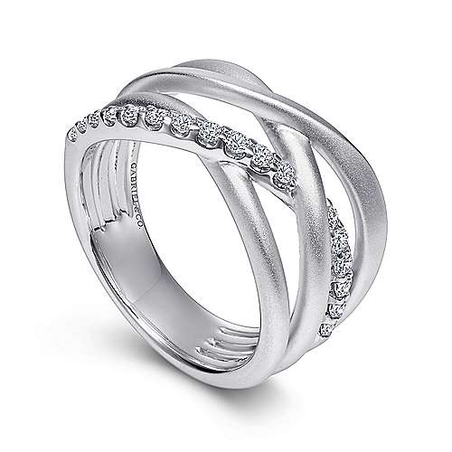 925 Silver WhtSapp. Ring angle 3