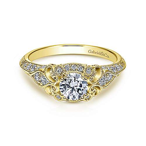 scalloped luxe white ct earth petite engagement yellow twisted brilliant gold vine ring rings tw diamond jewellery