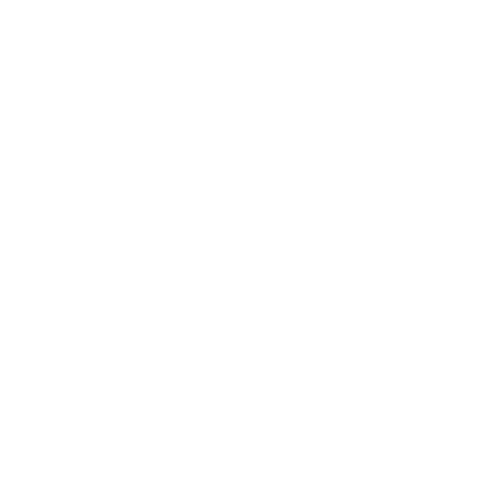 Gabriel - Delight 18k White Gold Cushion Cut Halo Engagement Ring