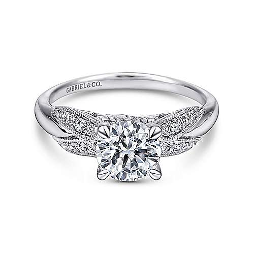 janine engagement white gold straight gabriel gage diamond ring diamonds rings amavida
