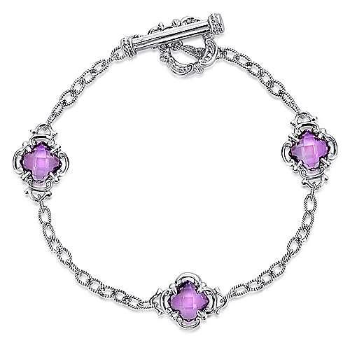 Silver Fashion Bracelet