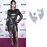 Niki Koss at NYLON's Annual It Girl Party