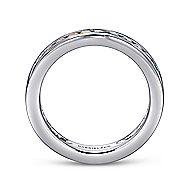 14K White Gold M.Clr Ring