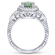 14k White Gold Hampton Classic Ladies' Ring