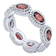 925 Silver Stackable Ladies' Ring