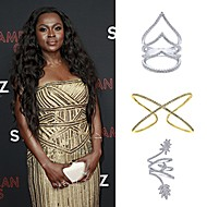 Actress Yetide Badaki wore Gabriel NY to the premiere of American Gods.