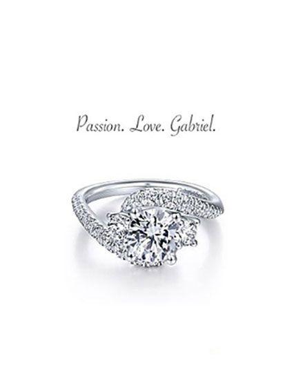 Engagement Rings Gabriel Bridal